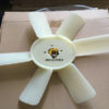 Cooling Fan Blade 600-613-0440 suitable for Komatsu Bulldozer D20-6