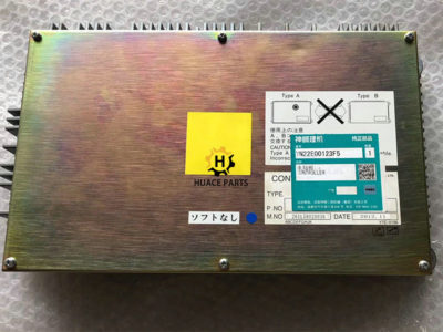 Excavator Controller YN22E00123F5 fits for Kobelco model SK200-6E