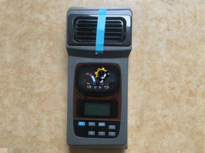 Excavator monitor YN59E00011F1 fits for Kobelco model SK200-6E