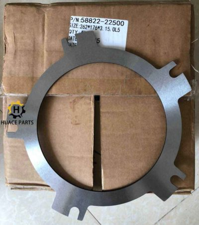 Friction Plate 58822-22500 fits for Mitsubishi Bulldozer BD2G