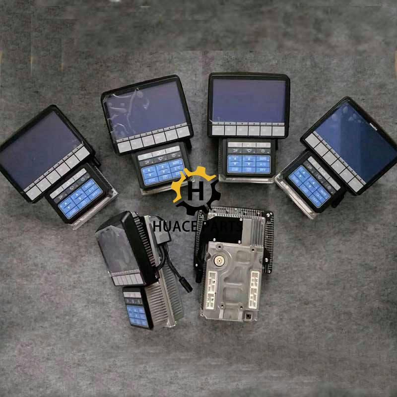 komatsu pc200-8 monitor 7835-31-1001