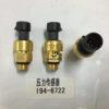 Pressure Sensor 194-6722 1946722 fits for Caterpillar