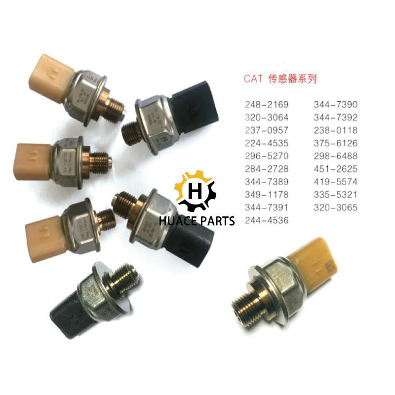 caterpillar pressure switch