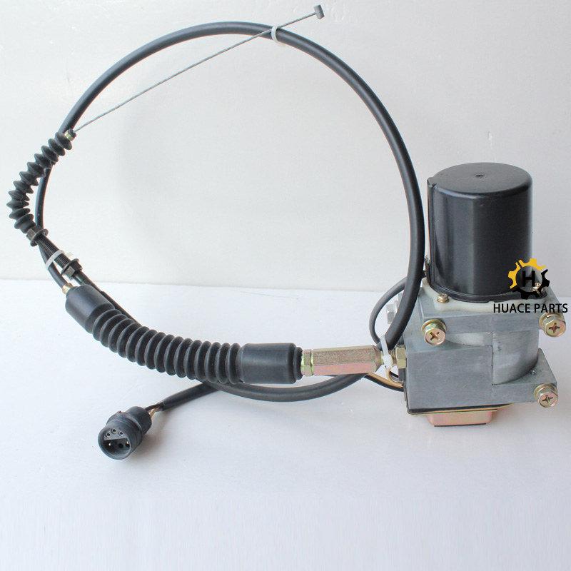 throttle motor for excavator CAT320 105-0092