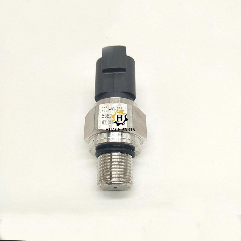 7861-93-1650 komatsu pressure sensor