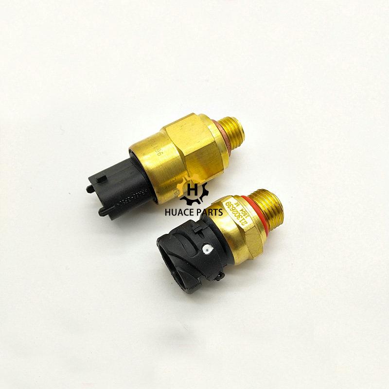 Volvo Diesel D12 D13 OEM Oil Pressure Sensor 21302639 – Excavator