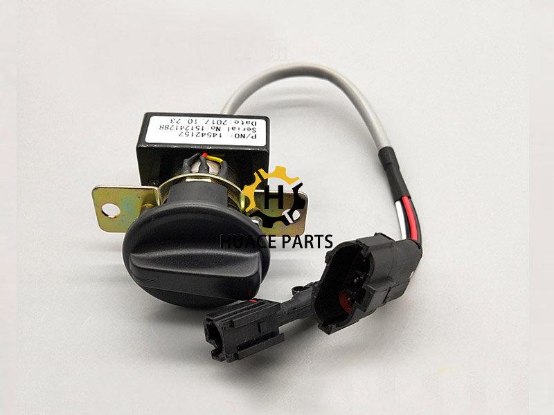 Engine throttle knob VOE 14542152 for Volvo selector excavator parts
