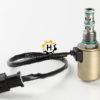komatsu solenoid valve 20y-60-22121 for pc200-6