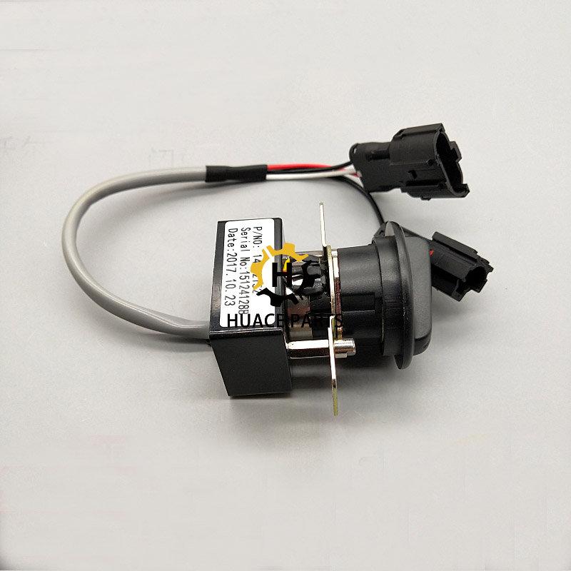 Volvo throttle knob VOE 14542152 for EC210B EC240B