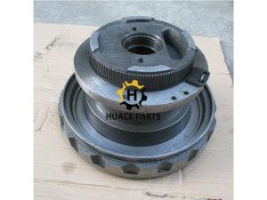 travel motor komatsu pc200-7 708-8f-04670