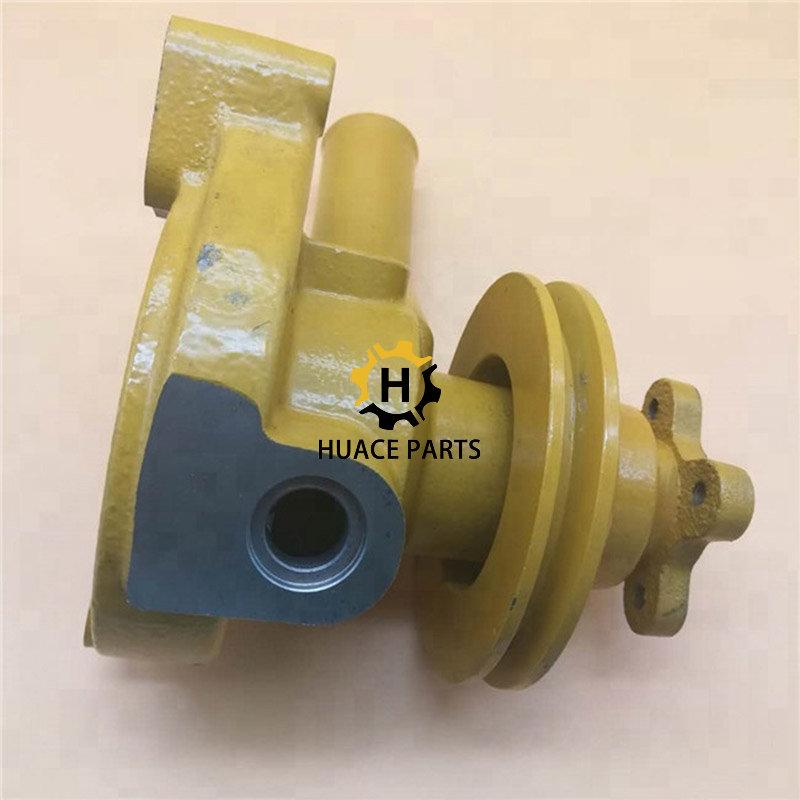 komatsu excavator water pump 6144-61-1301