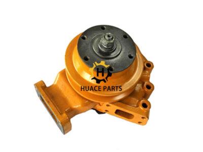 Bulldozer D31-17 water pump 6134-61-1410 for komatsu 4d105-5