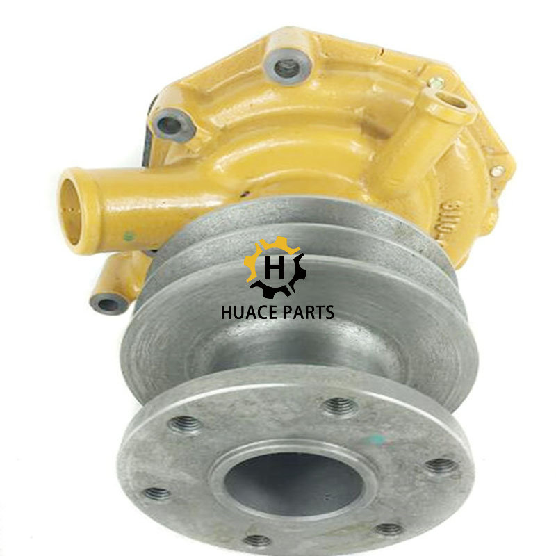 komatsu 4d120 engine water pump 6110-63-1111