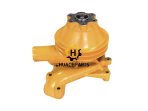 Komatsu PC200-1 excavator water pump 6136-61-1102 for 6D105