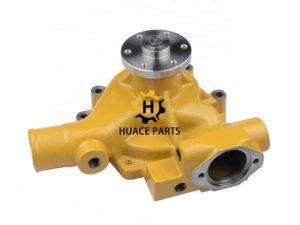 Komatsu PC200-5 excavator water pump 6206-61-1100 for S6D95 engine