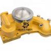Komatsu S6D108 water pump 6221-61-1100 for excavator PC300-5
