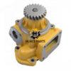 Komatsu S6D125E water pump 6151-62-1102 for excavator PC400-6