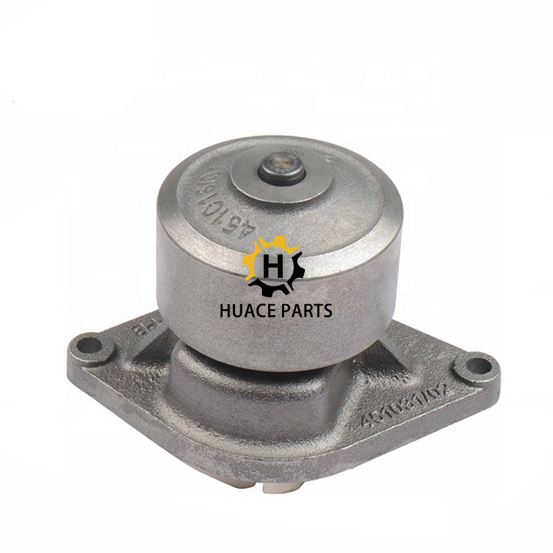 komatsu excavator water pump 6754-61-1010
