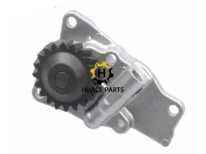Aftermarket 6209-51-1700 oil pump Komatsu 6D95L for excavator PC200-6