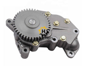 Aftermarket Komatsu 6D108 engine oil pump 6221-51-1100 for excavator PC300-5