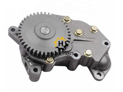 Aftermarket Komatsu 6D108 engine oil pump 6221-51-1100 for excavator PC300-5