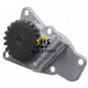 Aftermarket Komatsu S4D95 oil pump 6207-51-1201 for excavator PC100-5