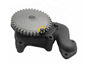 Aftermarket Komatsu S6D105 engine oil pump 6136-52-1100 for