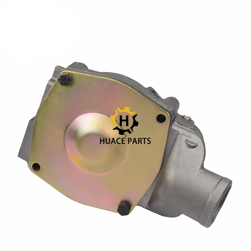 Cat 3306 water pump replacement 2W8001