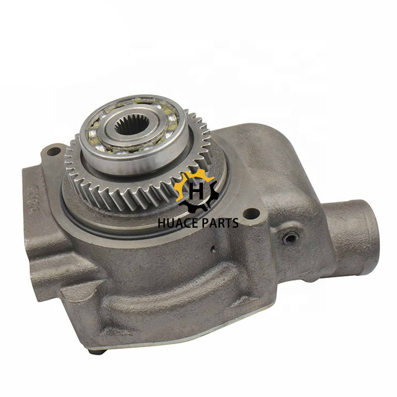 Cat 3306 water pump replacement  2W8002