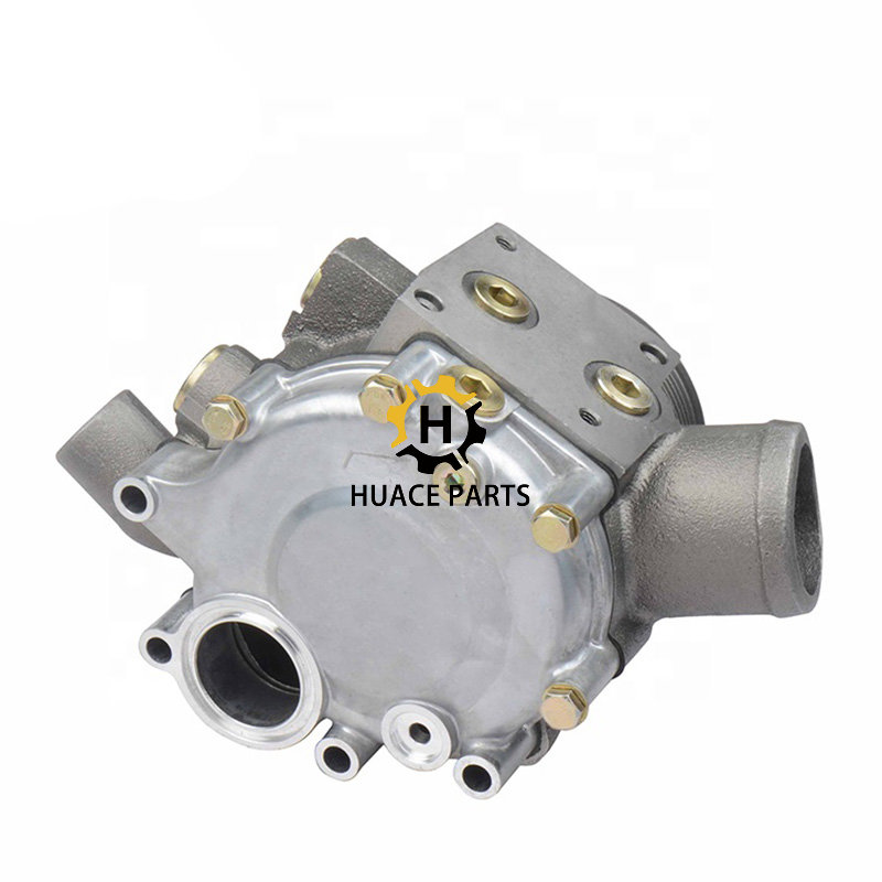Cat C9 water pump 2027676