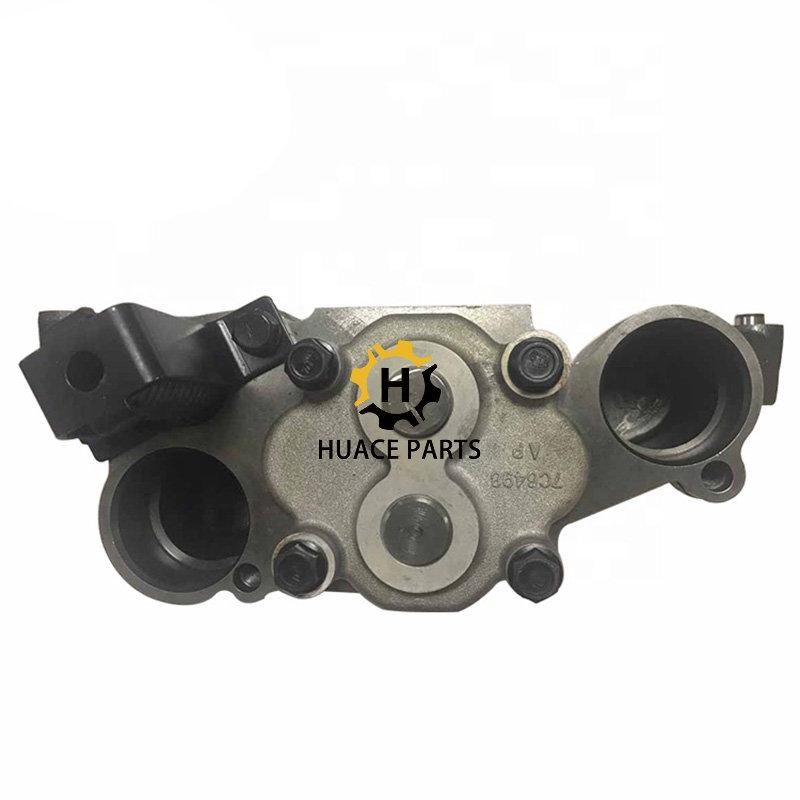 Caterpillar 3406b oil pump 161-4111
