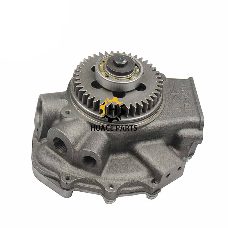 Replacement Caterpillar C12 water pump 176-7000 1767000 for