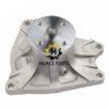 Mitsubishi 4M40 engine water pump ME996789 for Caterpillar E307B