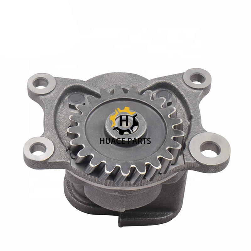 Oil pump komatsu 6D125L 6150-51-1004