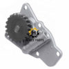 Replacement Komatsu engine 6D95L oil pump 6206-51-1200 for PC100-3 excavator