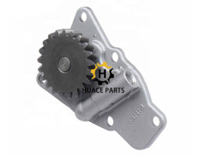 Replacement Komatsu engine 6D95L oil pump 6206-51-1200 for PC100-3 excavator