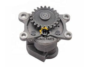 Replacement parts of 6150-51-1004 engine 6D125L oil pump for Komatsu Bulldozer D60
