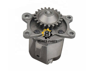 Replacement parts of 6151-51-1005 Komatsu engine S6D125E oil pump for Bulldozer