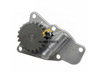 Replacement parts of 6204-53-1201 engine S4D95 oil pump for Komatsu PC60