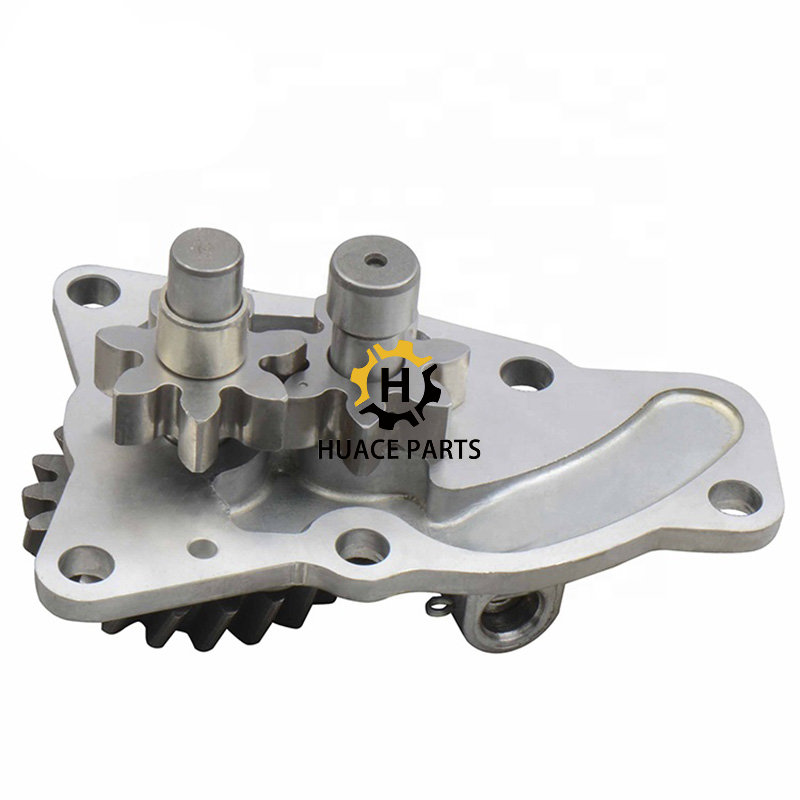 S4D95 engine oil pump 6204-53-1201