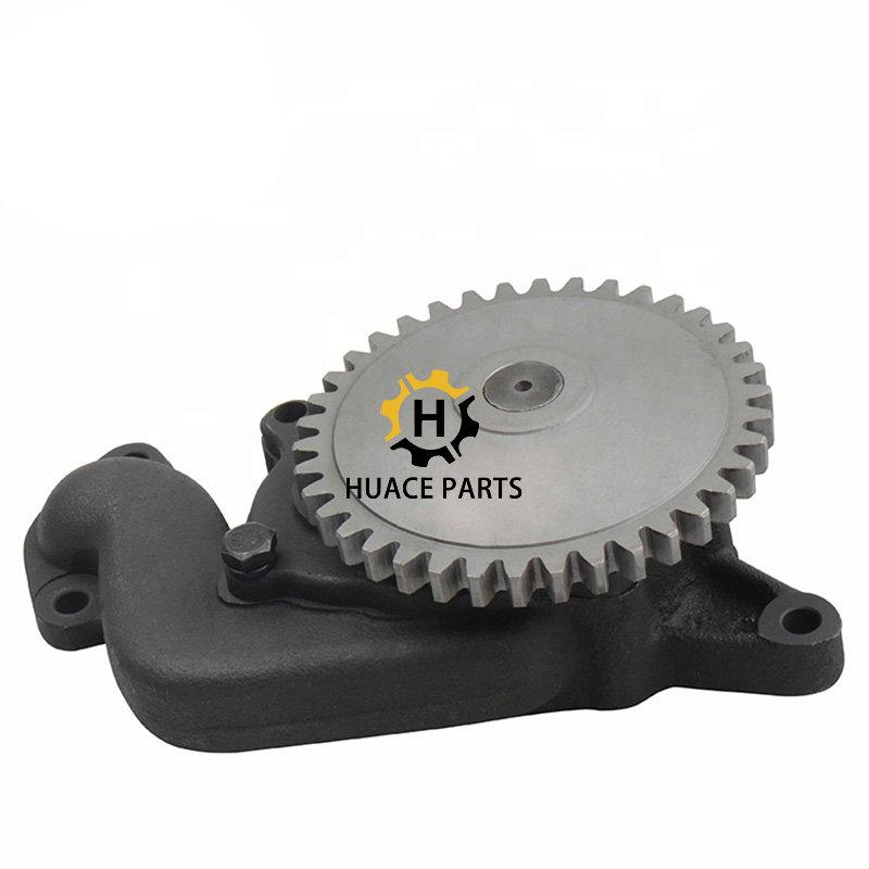 S6D105 engine oil pump 6136-52-1100