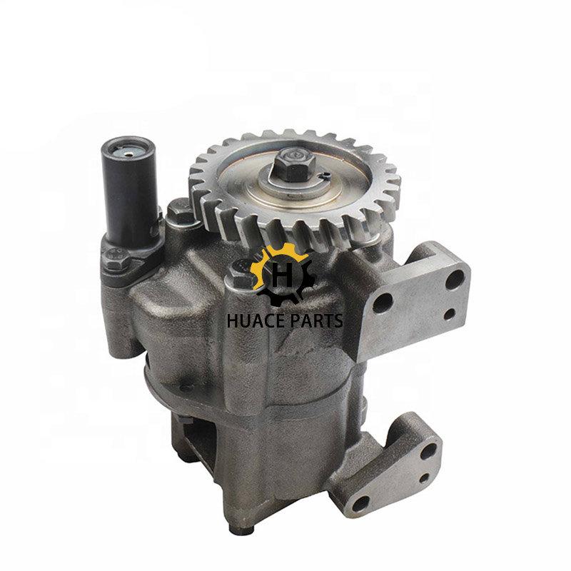 S6D155 engine oil pump 6128-52-1013