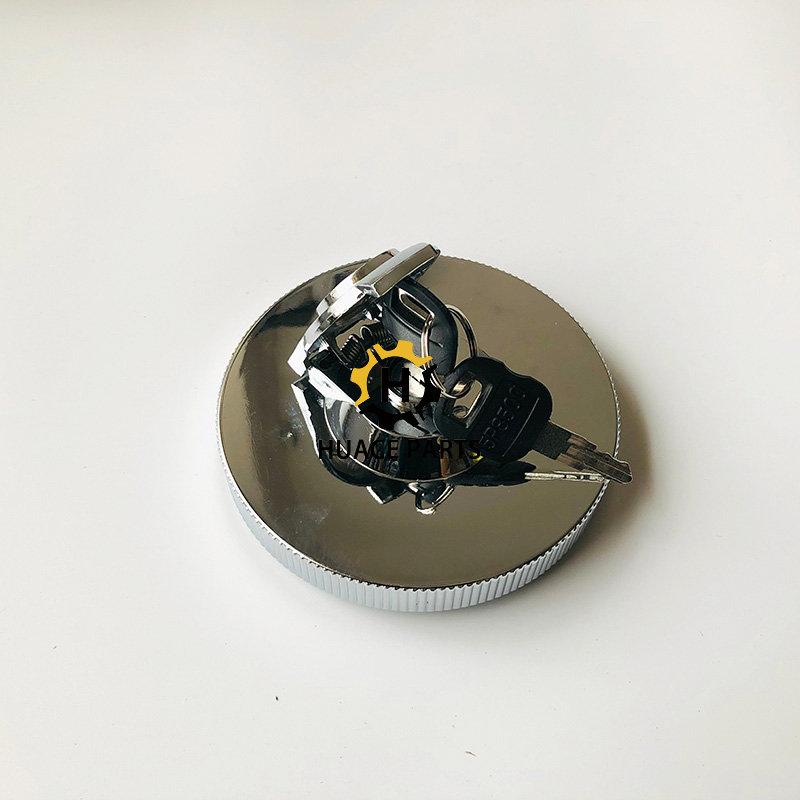 Caterpillar fuel tank cap