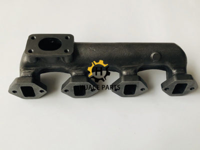 New cat e120b excavator parts of exhaust manifold for S4K engine