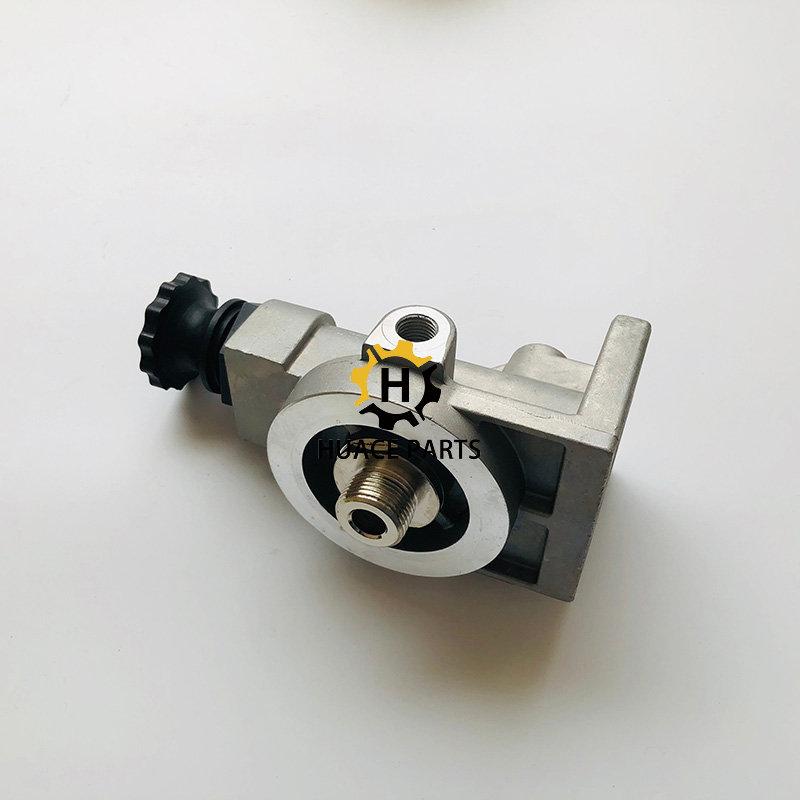 pc200-8 fuel pump 6754-71-7200