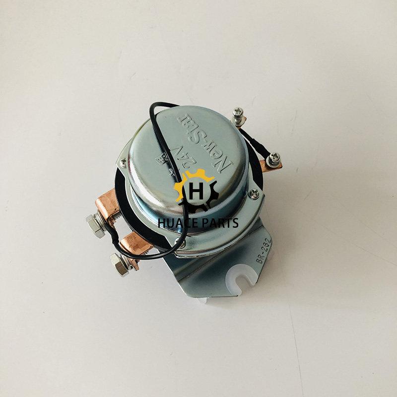 komatsu battery relay